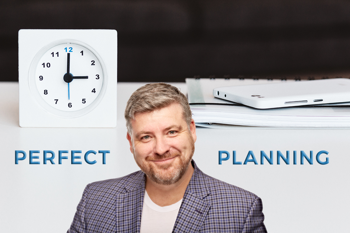 Perfect Planning Banner
