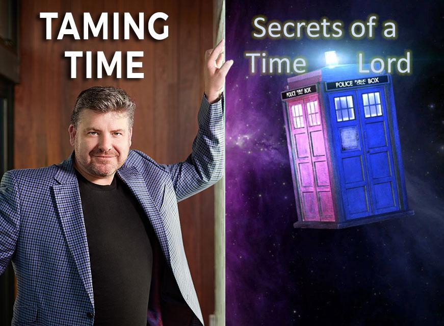 Taming Time Banner